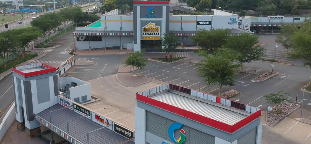 Pretoria Shopping Centre