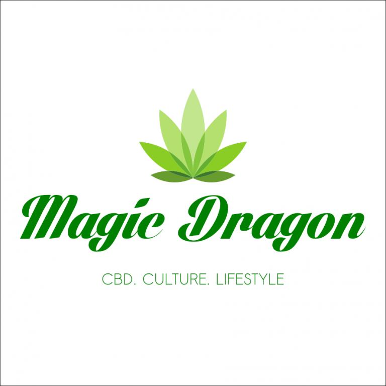 magic dragon logo