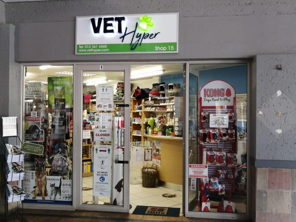 Pet store near me